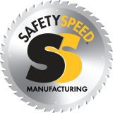 "<a href=""https://www.safetyspeed.com/"">Vertical Panel Saws, Panel Routers, Wide Belt Sanders, Edgebanders, Screw Pocket Machines, and Sign Making Equipment</a>"